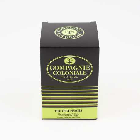 Thé Vert Sencha Berlingo x25 - Thés Compagnie Coloniale