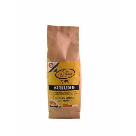 Café moulu Sublimo premium arabica bonifieur 250g