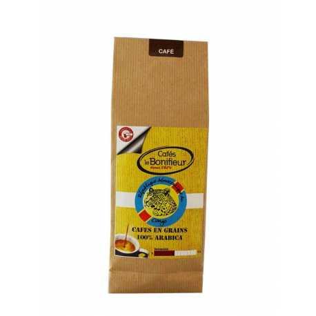 Café en grain CONGO cafés Premium bonifieur