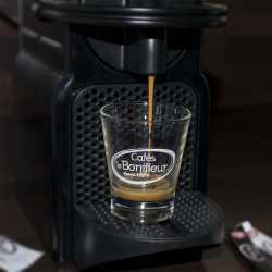 Promotion Machine Magimix Inissia Nespresso® + 400 capsules