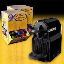 Machine Magimix Inissia Nespresso® + 400 capsules