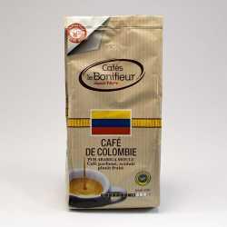Café moulu Colombie Premium pur arabica bonifieur torréfacteur sud-ouest