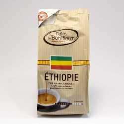 Café moulu Éthiopie Premium pur arabica bonifieur tooréfacteur sud-ouest