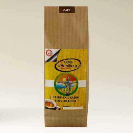 Café en grain Brésil Cerrado Café Grains Premium BONIFIEUR