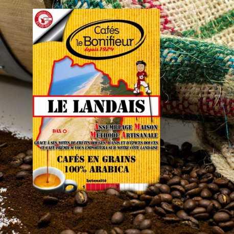 Café Le LANDAIS gamme Premium cafés le bonifieur