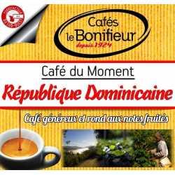 République Dominicaine Barahona café grain ou moulu Premium