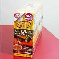 African Essentials Lot 96 capsules