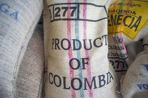 Super Le café origine de Colombie grain ou moulu VC88