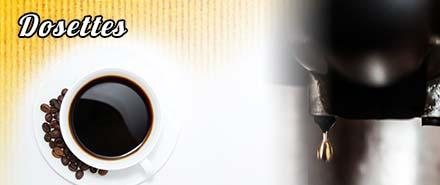 Dosettes de cafés le bonifieur